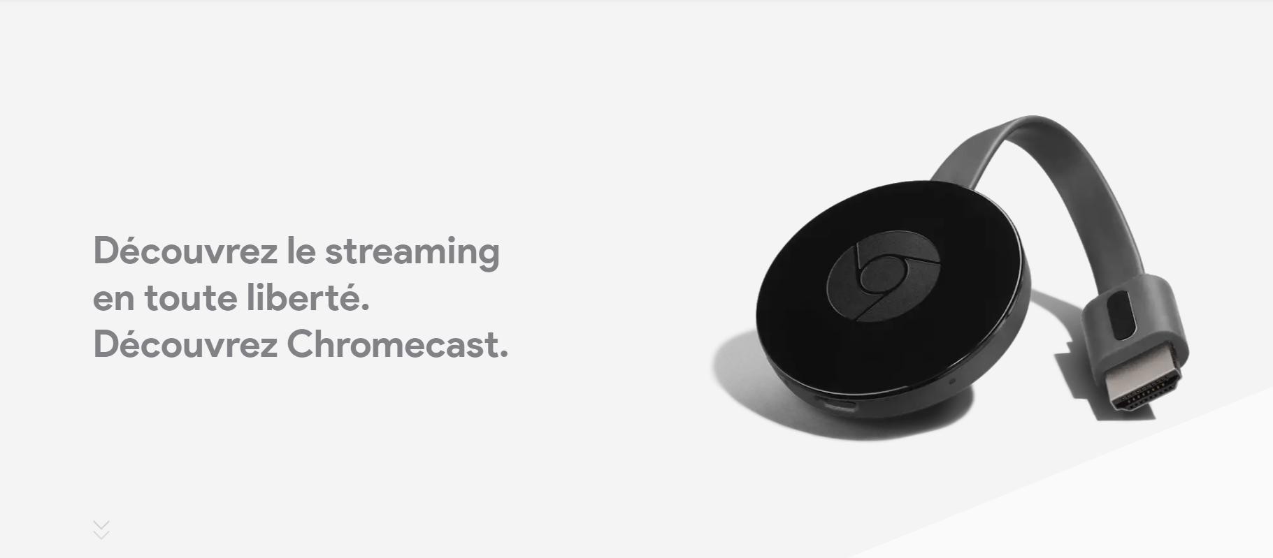 Acheter Chromecast Comment convertir n'importe quel TV en smart TV – 4 façons simples