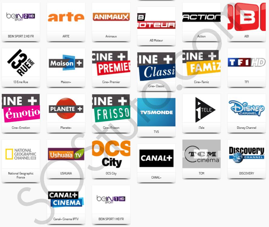 france iptv 3 Voir les chaines IPTV avec VLC Media Player grâce aux listes IPTV m3u