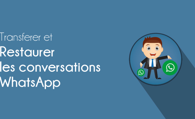 Transférer les conversations WhatsApp Comment transférer les conversations WhatsApp vers un nouveau smartphone Android