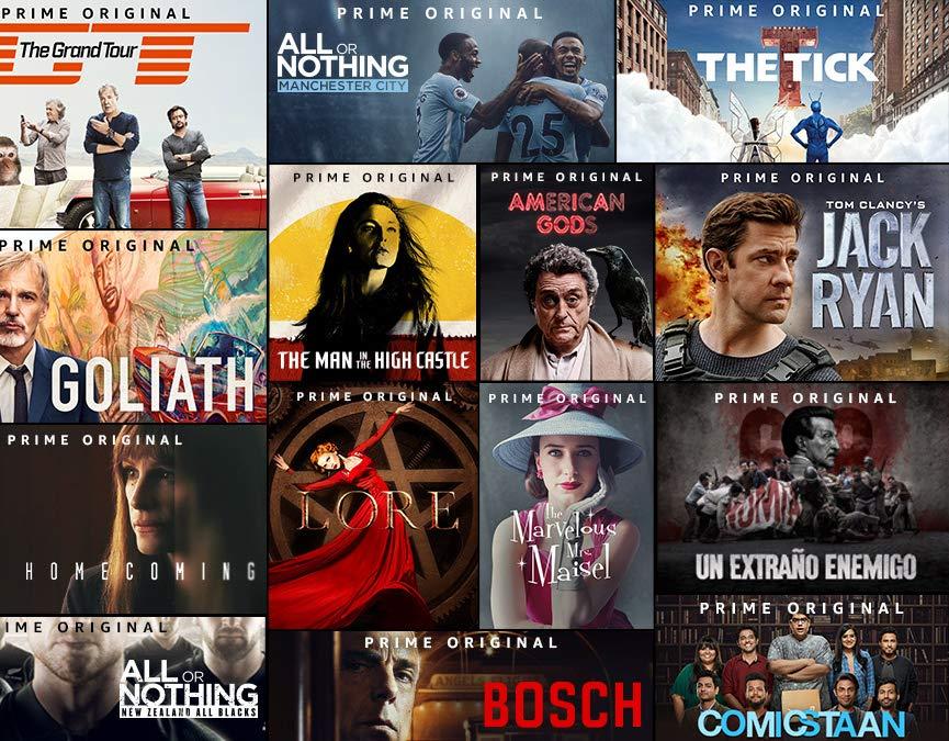 Amazon Prime Video NetFlix Alternatives 2019 – Top 10 Sites de Streaming Légal comme Netflix