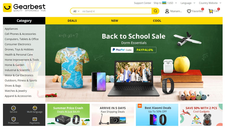 Les 10 Meilleurs Sites Chinois de Shopping pour Produits High-Tech avec livraison à l'international
