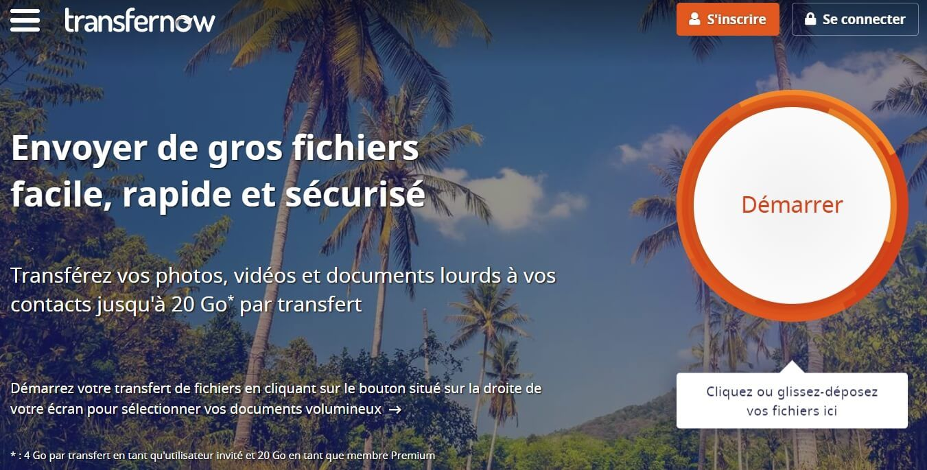 TransferNow Comment Envoyer un Fichier Volumineux par E-mail ? 5 Solutions