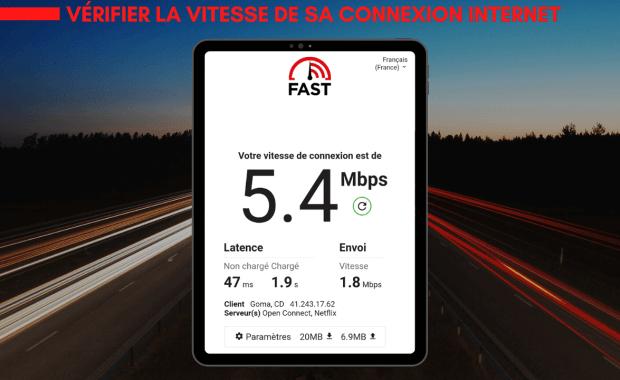 internet speed test online SpeedTest – Comment Vérifier La Vitesse de sa Connexion Internet sur PC et Mobile