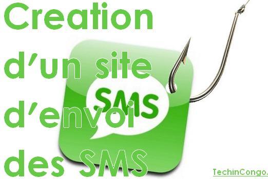 creation site sms Script PHP pour envoyer des SMS gratuitement
