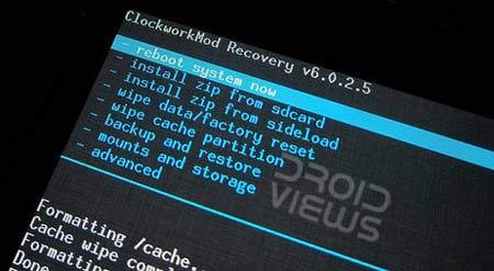 CWM recovery 2 méthodes pour installer ClockworkMod Recovery sur les mediatek