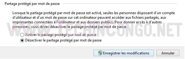 Desactiver Partage par mot de passe Comment Transférer Des Fichiers Entre 2 Ordinateurs Par WiFi