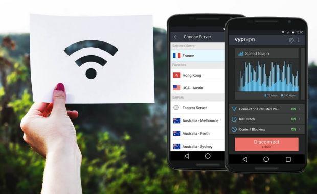 partage vpn android Comment activer le partage de connexion VPN Android avec son PC en WIFi
