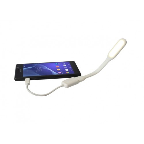 Lampe Led USB USB OTG Android : Voici le Top 10 usages du câble OTG