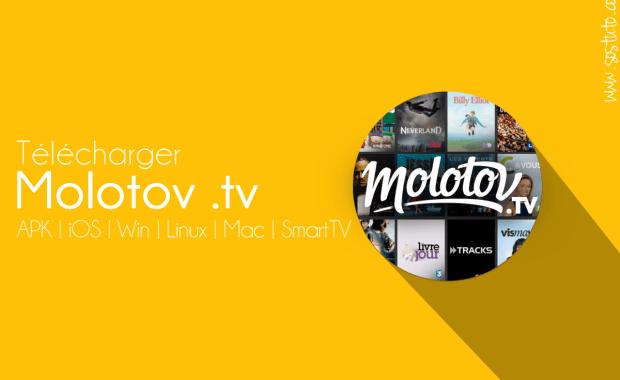Telecharger molotov apk Télécharger Molotov.tv – l'App pour regarder la télé gratuitement