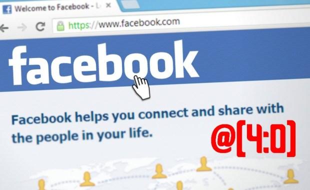 Facebook 4 0 Le code @[4:0] ne permet pas de vérifier si votre compte Facebook a été piraté