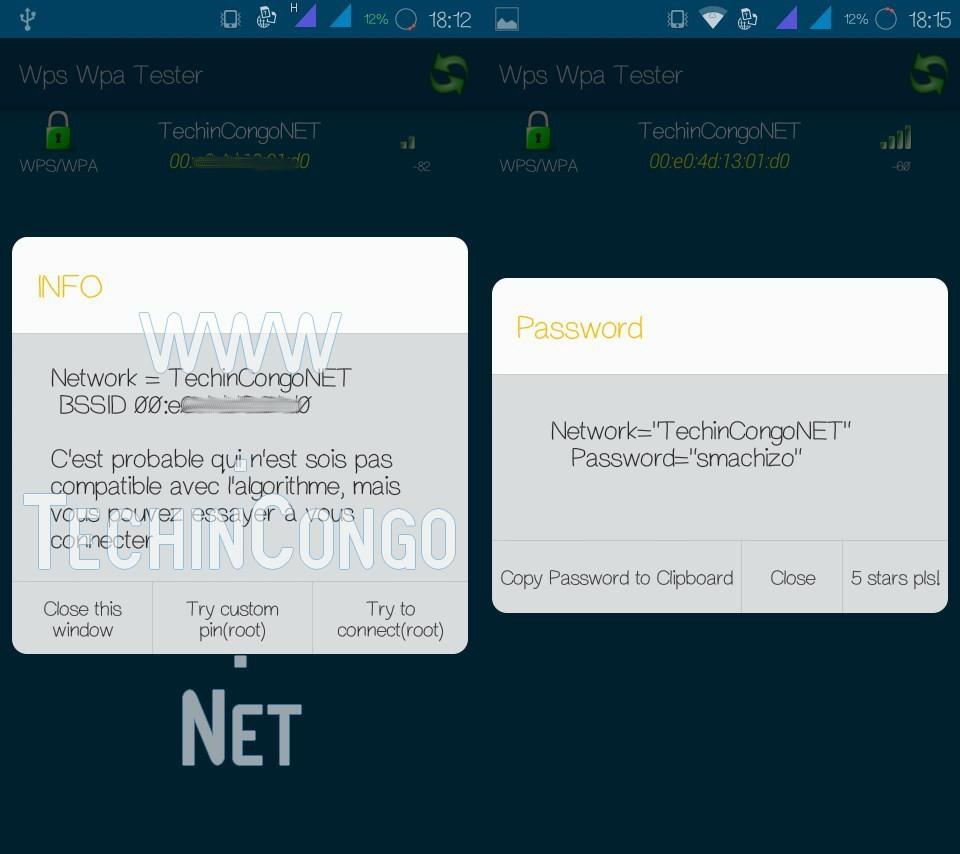 WPS WPA Tester Top 10 de Meilleures Applications de Piratage pour Android