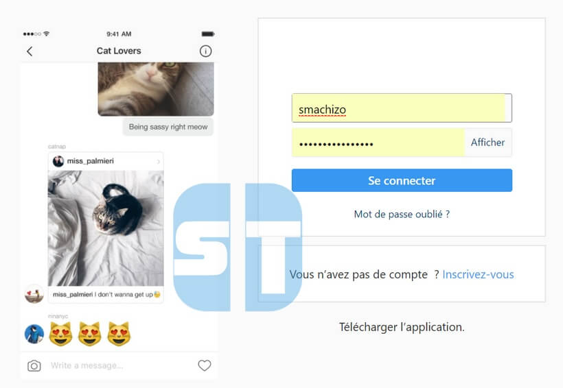 Connexion Instagram Comment Supprimer un Compte Instagram sur iPhone /Android /PC sans application