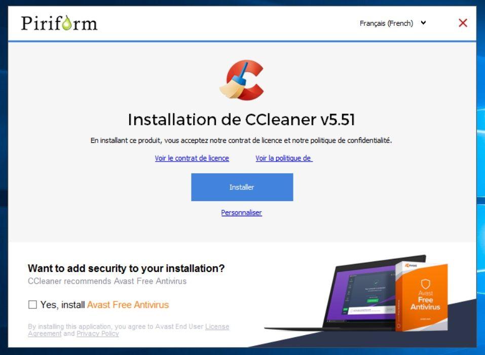 Lancer Installation IDM Comment Nettoyer Son PC avec CCleaner Gratuit