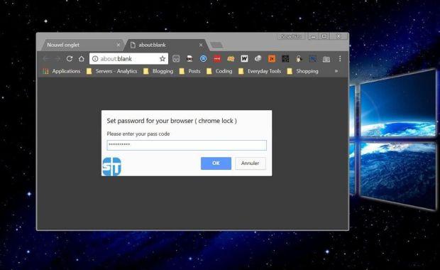 mot de passe google chrome Comment sécuriser Google Chrome par un mot de passe
