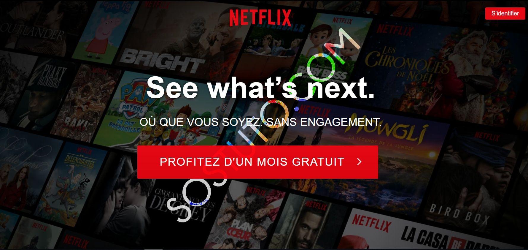 profitez dun mois gratuit netflix Comment Avoir un Compte Netflix Gratuit Légalement