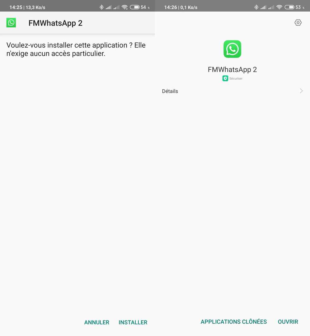 Installation FMWhatsApp Télécharger WhatsApp GB 2020 – FMWhatsApp 2