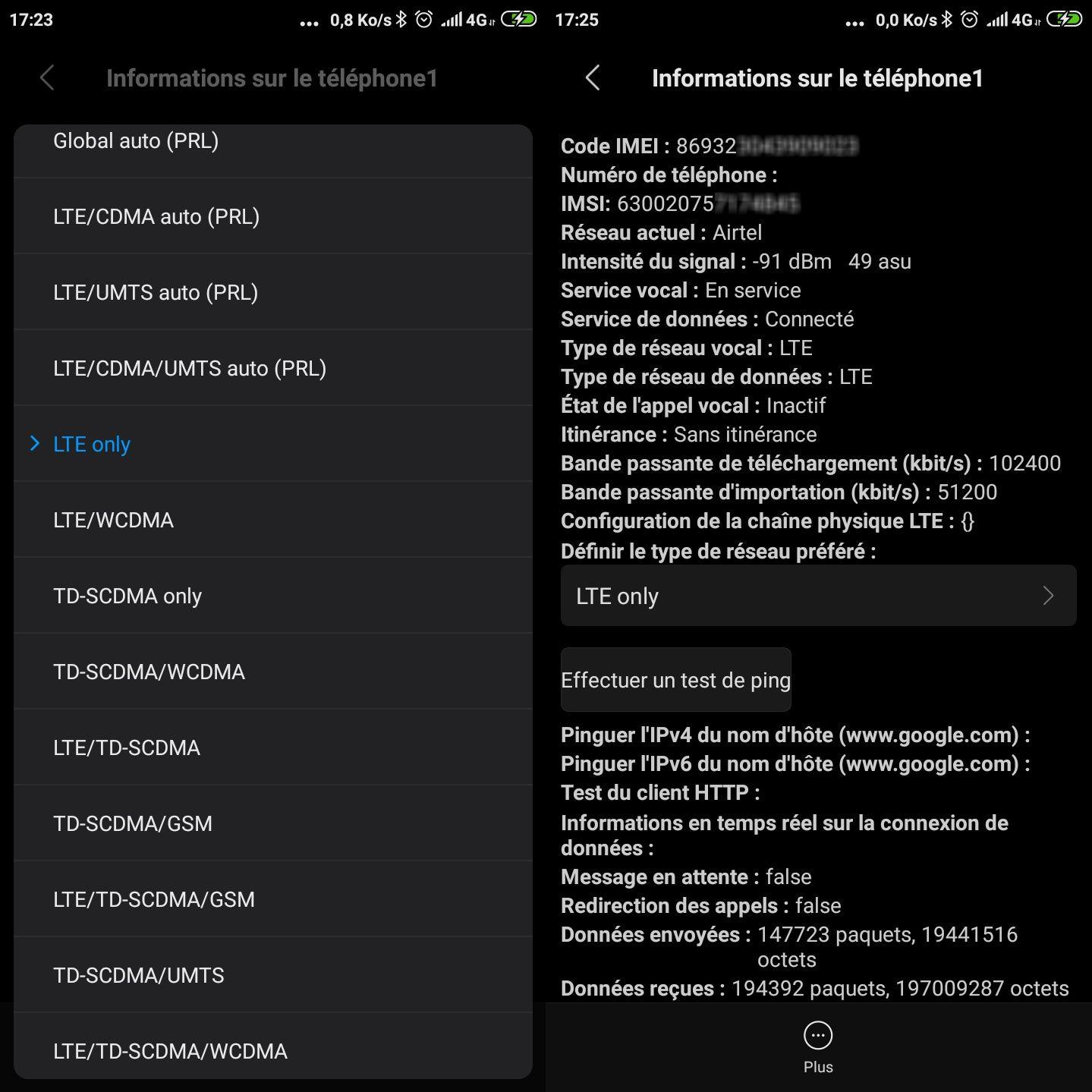 Force LTE Only Comment Forcer le Réseau 4G sur Les Smartphones Android