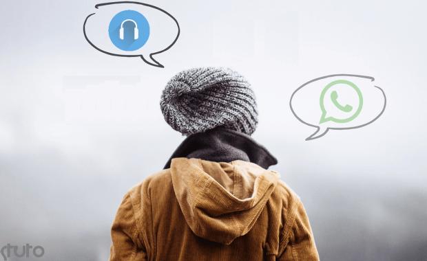 Mettre une Chanson Audio en Statut WhatsApp Comment Mettre une Chanson Audio en Statut WhatsApp