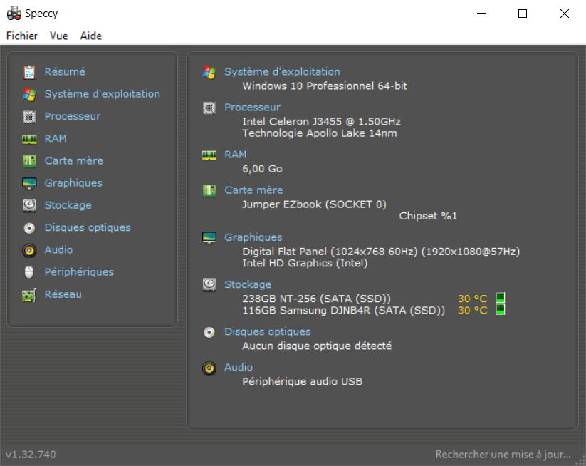 Tester sa Config PC avec Speccy Comment Savoir Si un PC est Compatible avec un Jeu?