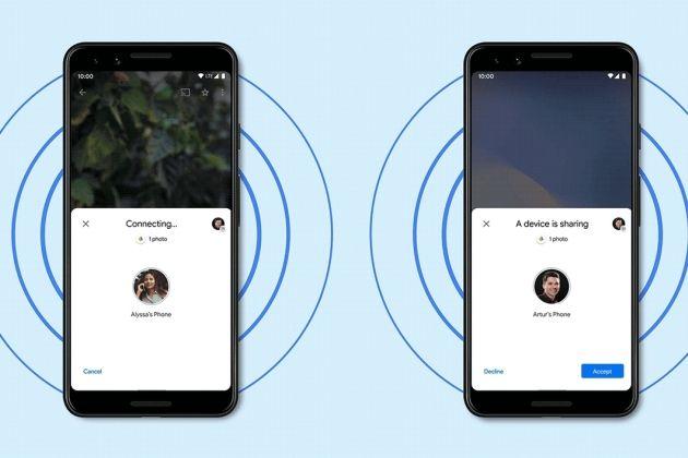 Nearby Share Comment Utiliser Nearby Share pour le Partage des Fichiers Instantanées sur Android