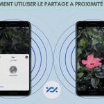 Partage a proximite des fichiers avec Nearby Share Comment Utiliser Nearby Share pour le Partage des Fichiers Instantanées sur Android