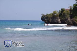 Playa La Boca, Puerto Chiquito