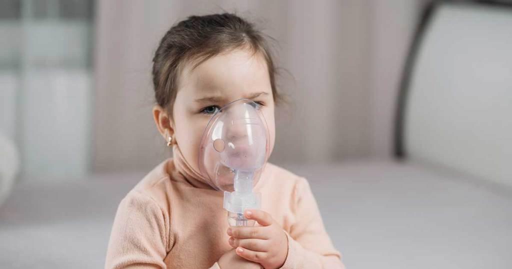 Doenças respiratórias em crianças no inverno