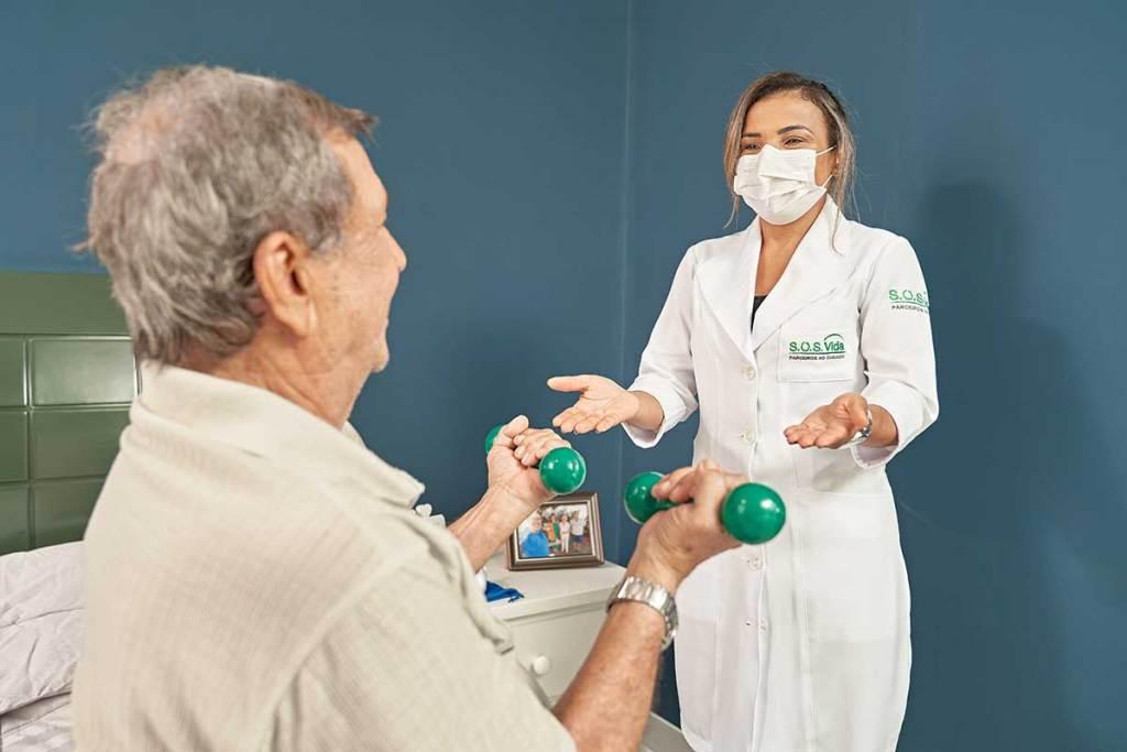 Atividades físicas em idosos