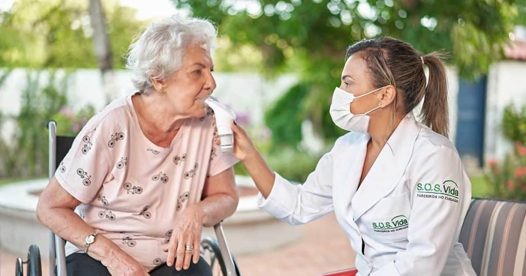 Fisioterapia para reabilitação pós doenças respiratórias