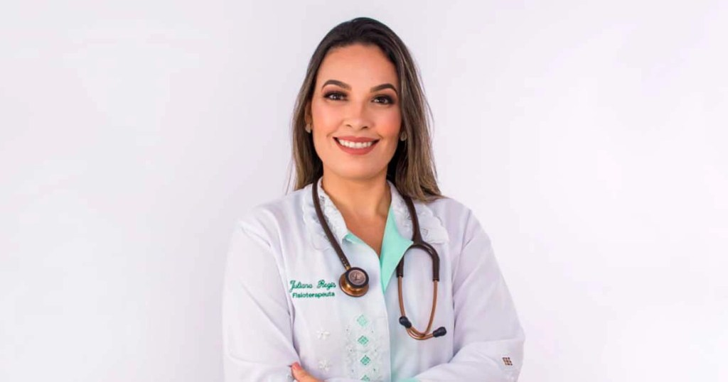 juliana regis fisioterapeuta