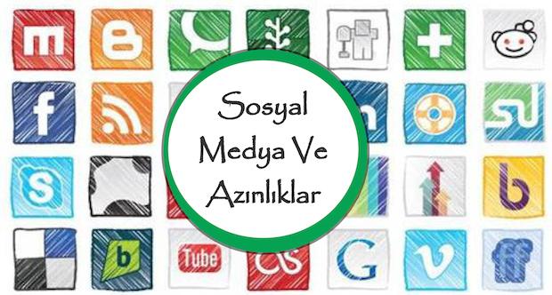 Sosyal medya ve azınlıklar, social media icon