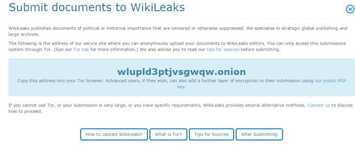 WikiLeaks   en