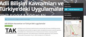 Adli Bilişim Kavramları ve Türkiye deki uygulamalar   Webrazzi Etkinlik