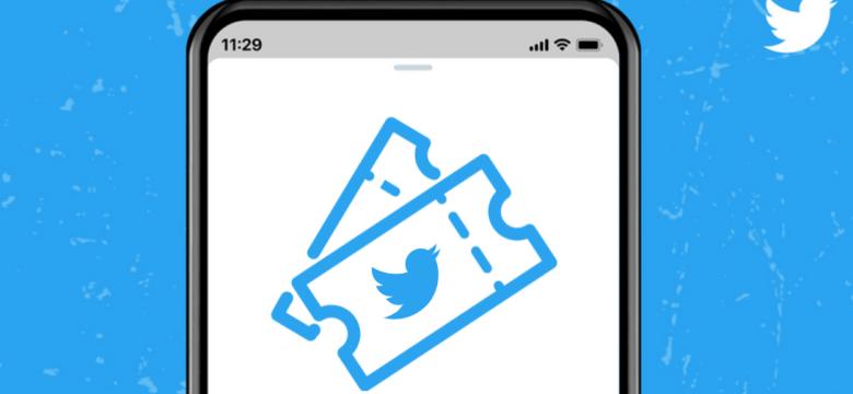 Biletli Twitter Spaces Geliyor