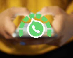 Whatsapp Web'e Hız ayarı