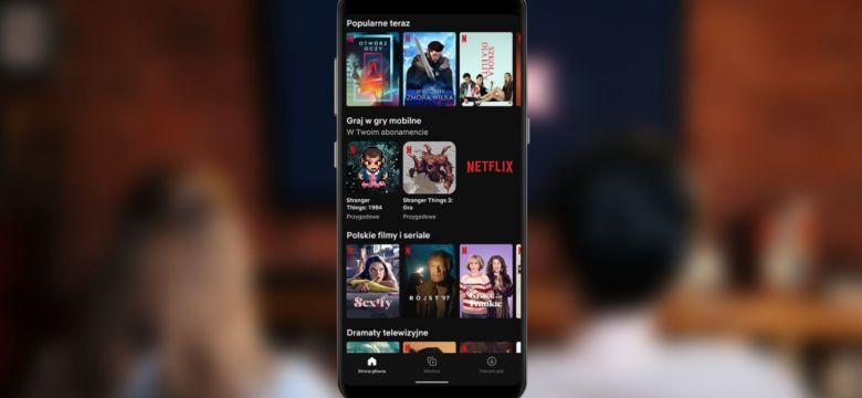 Netflix Oyunlar Özelliğini Test Etmeye Başladı