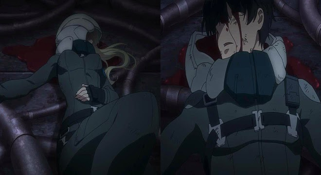 Top 5 Memorable Anime Moments of 2014 Slain killing Inahao