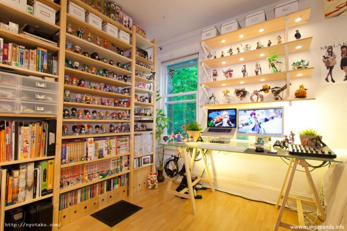 Is This The Greatest Anime Room Ever?