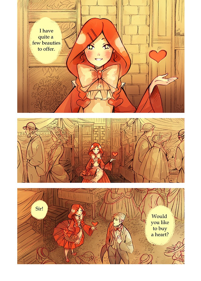 The Tapastic Comic That Will Break Your Heart