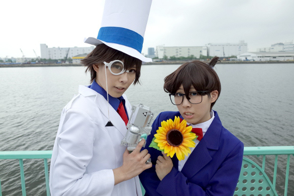 The cosplay of Comiket 88: Sailor Moon, Splatoon, Love Live! and more【Photos】
