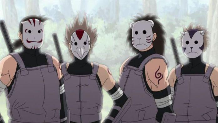 10 Most Iconic Anime Masks
