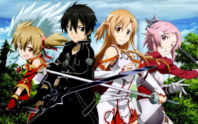 Sword Art Online is getting a live-action TV series in the United States