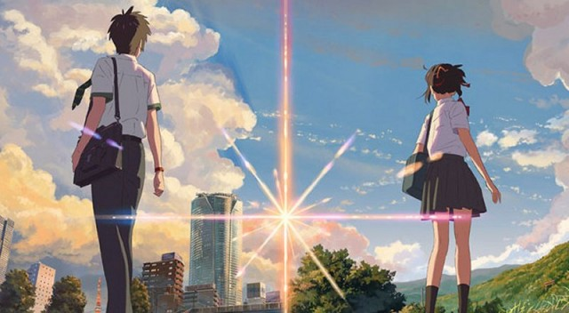 'Your Name' Anime Film is Getting Academy Award Consideration