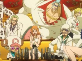 One Piece Film Gold is Definitely Coming to US Theaters