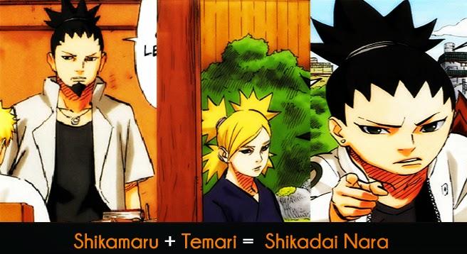 Naruto Couples and Next Generation Kids for upcoming Short Manga Series