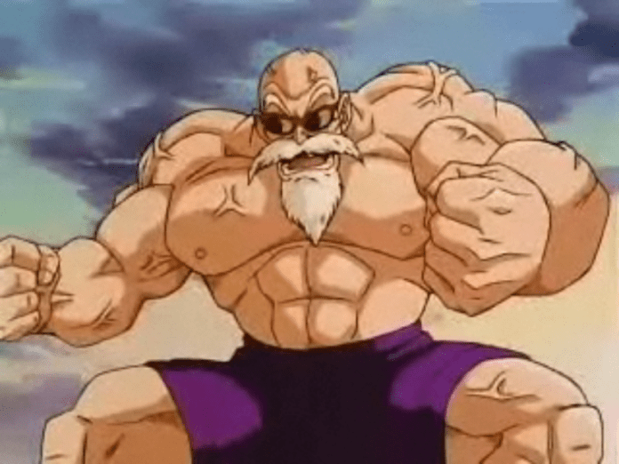 The Top 20 Strongest and Most Badass Old Men in Anime