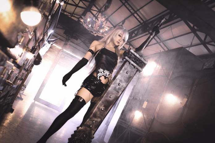 Aza's A2 Cosplay Is Something to Appreciate