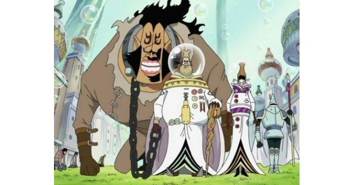 Coby's Role in One Piece