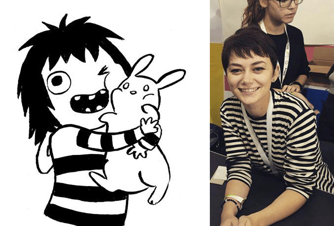 This Is How 8 Famous Webcomic Artists Look in Real Life