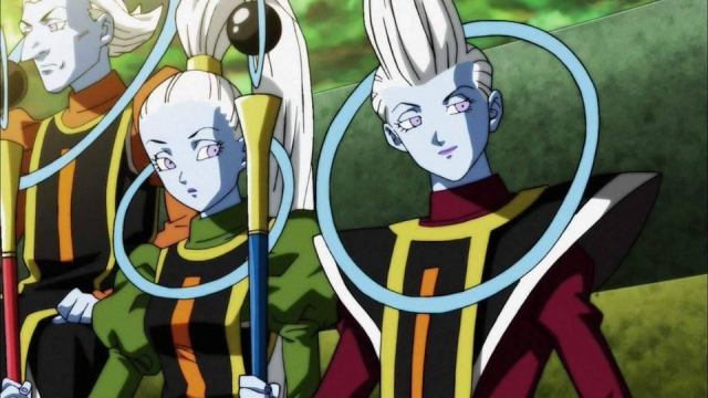 Dragon Ball Super Episode 122 NEW and 123 Leaked Images
